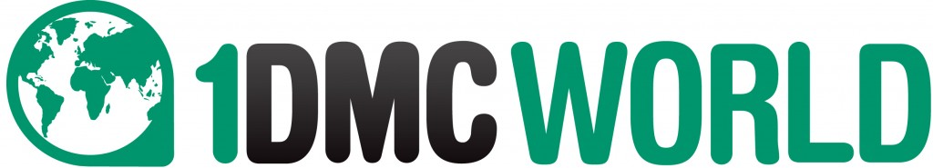 1DMC LOGO - WORLD copy